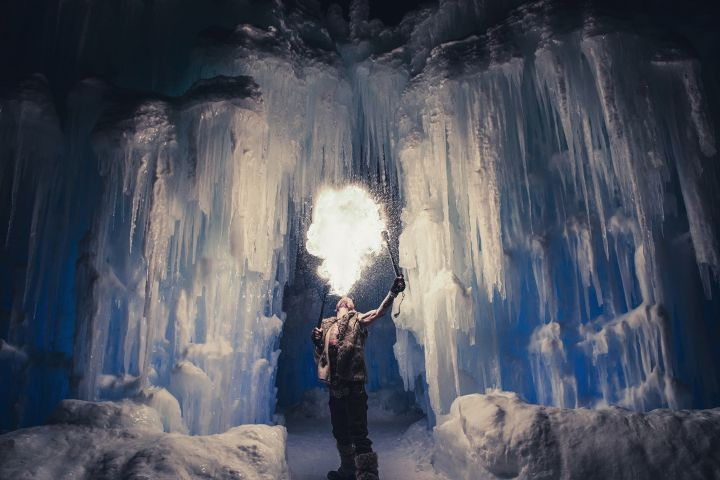 Ice Castles is bringing its massive winter display to Edmonton this winter.