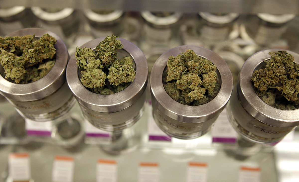 B.C. experienced the lowest average hike in marijuana prices in the country post-legalization, according to Statistics Canada.