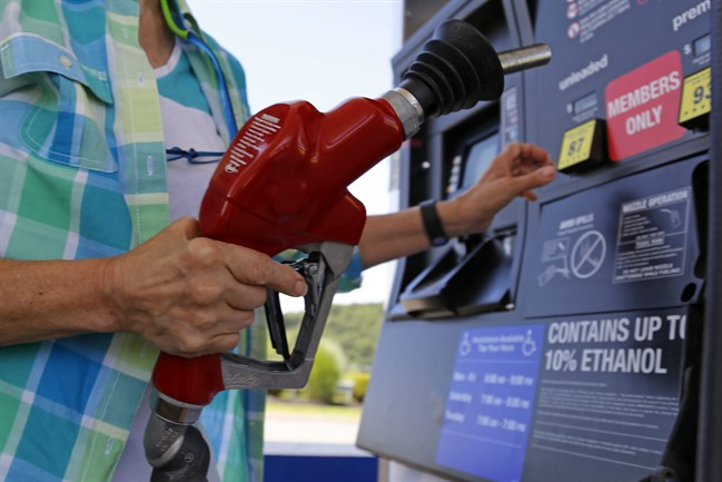 The inflation reading from Statistics Canada's latest consumer price index matched the 1.5 per cent year-over-year increase in May.