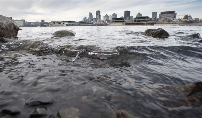 Montreal came under fire in 2015 for dumping raw sewage into the Saint Lawrence River.