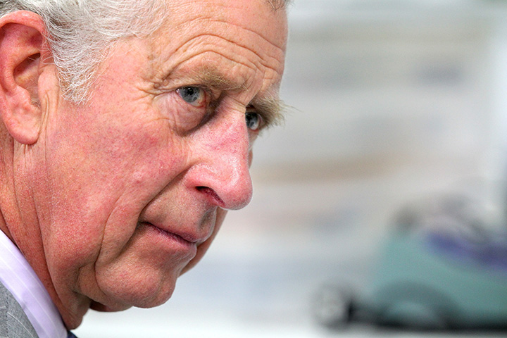 Prince Charles has issued a solemn warning regarding growing intolerance.