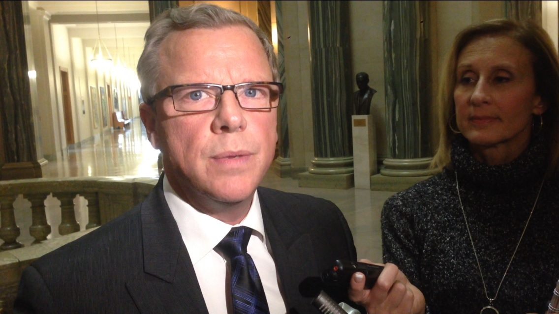 Premier Brad Wall will have a new renewable energy goal to share with other premiers and Prime Minister Justin Trudeau at climate change discussions over the coming weeks.