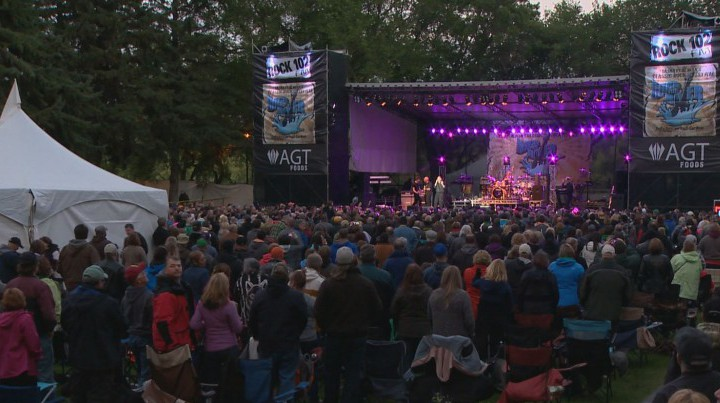The third instalment of Rock the River has been confirmed, bringing eleven acts to the Delta Bessborough gardens for three days of classic rock in 2016.