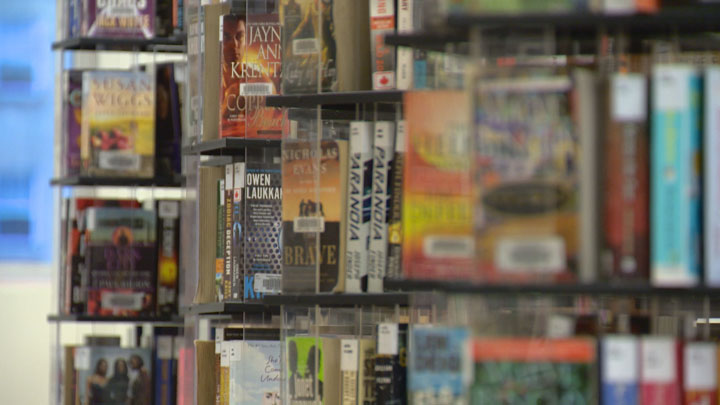 The Saskatoon Public Library has wiped out an estimated one-million dollars in fines to try and get more people using the library.