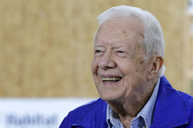 Former U.S. President Jimmy Carter is coming back to Winnipeg this summer, to help with a Habitat for Humanity project.