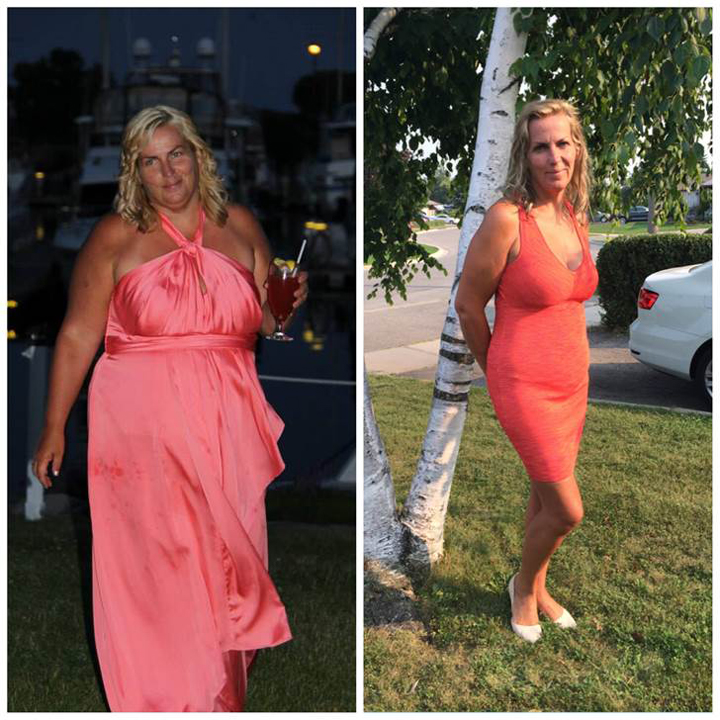 Tracey Ruiz has type 2 diabetes, since her diagnosis she changed her life, becoming healthier and losing 85 pounds.