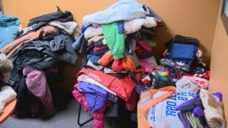 Continue reading: Winter clothing drive underway in Edmonton for city's most vulnerable