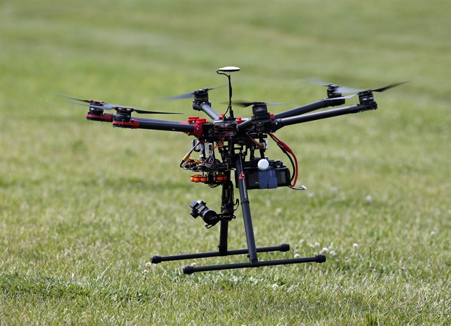 Package delivering drones could be coming to a city near you.