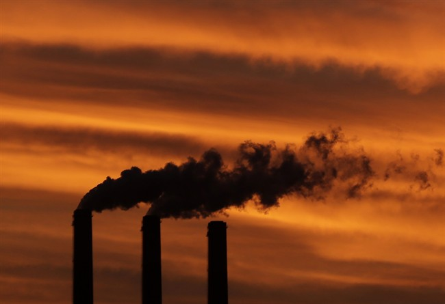 The government is putting a price on carbon of about $18 a tonne and capping emission allowances at roughly 142 metric tonnes per year in 2017.