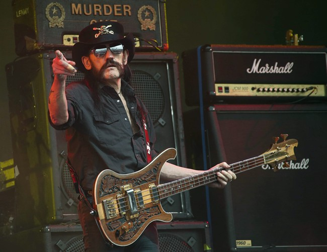 A candle inspired by the scent of Motorhead frontman Lemmy Kilmister is among the interesting bits of rock-oriented merchandise Alan Cross has found on the market.