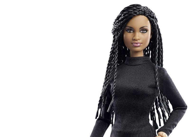 The Ava DuVernay Barbie was a hot item online on Monday.