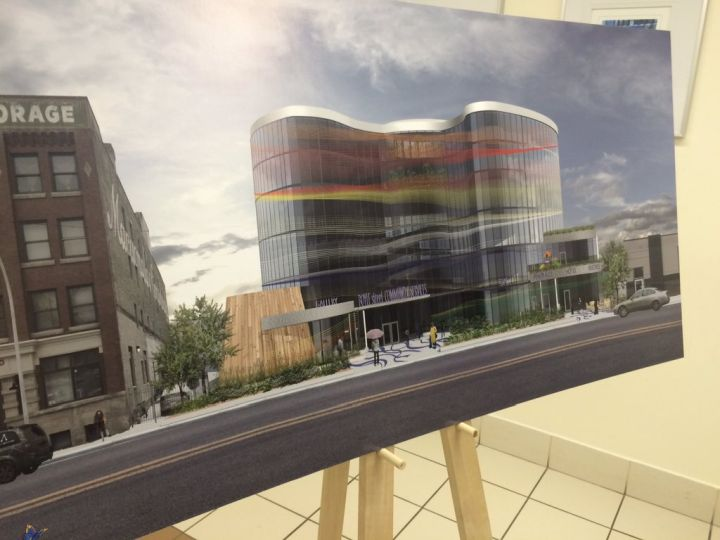 Boyle Street Community Services announced plans in December 2015 for a $60 million redevelopment plan in downtown Edmonton.