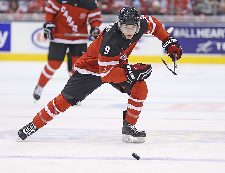 Brayden Point Named Canada Captain At World Juniors National Globalnews Ca