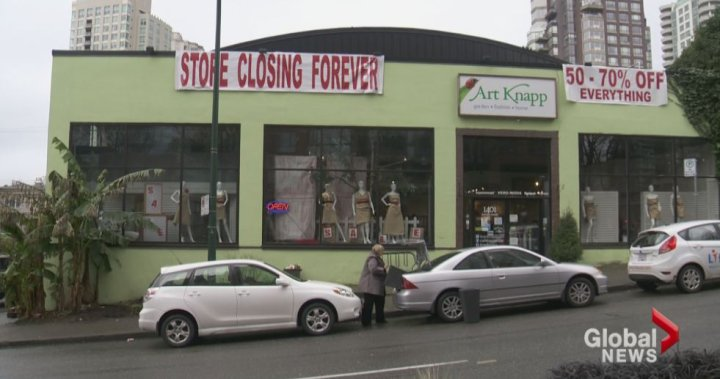 Last Garden Centre In Downtown Vancouver Closes Globalnews Ca