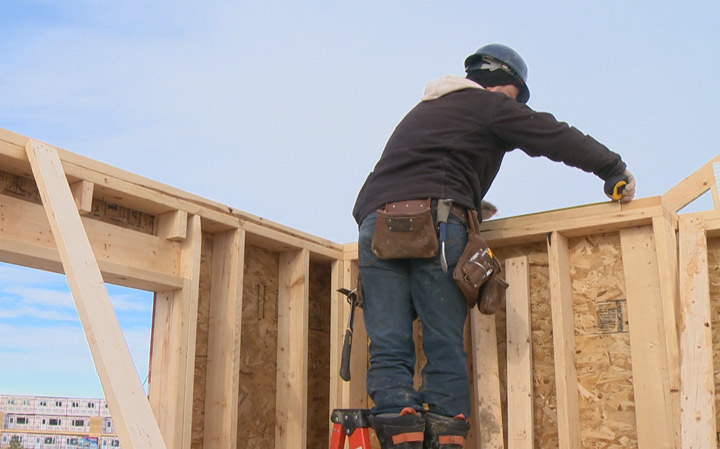 The Saskatchewan Landlord Association is urging caution when building garage suites as they might not provide a good return given current vacancy rates.
