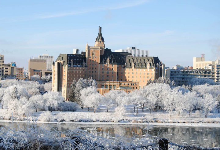 This photo of hoar frost submitted by Melissa Ackerman was taken in Saskatoon.