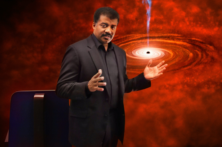 Neil deGrasse Tyson, host of National Geographic's StarTalk educates rapper B.o.B on some fundamental science concerning flat-Earth belief.