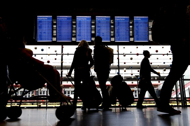 Transport Minister Marc Garneau called on airline executives at a closed-door meeting Friday to immediately stop involuntary bumping passengers from overbooked flights.