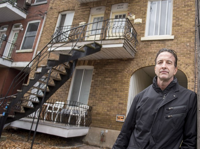 Sergio Bonici is selling a four-unit apartment in Verdun, Que., a suburb of Montreal.