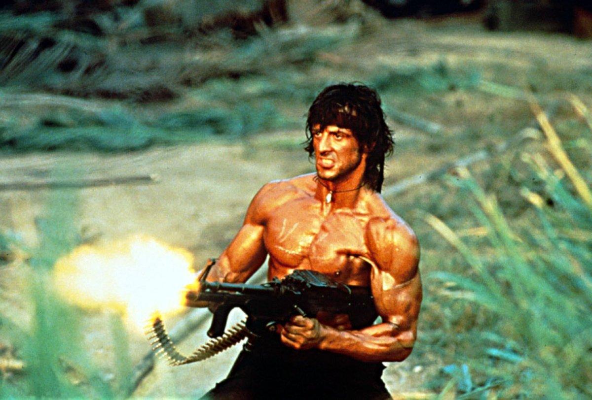 'Rambo: First Blood'