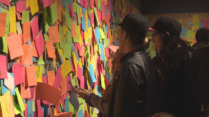 Tens of thousands of visitors walked through the doors of the Royal Alberta Museum this weekend before it closed ahead of its move to downtown Edmonton.