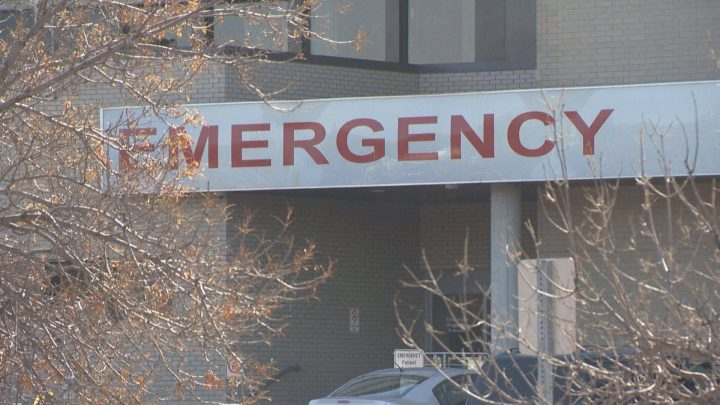 Regina Qu'Appelle says emergency room stays are up to an average of 13 hours -- far past the target of just over seven hours.