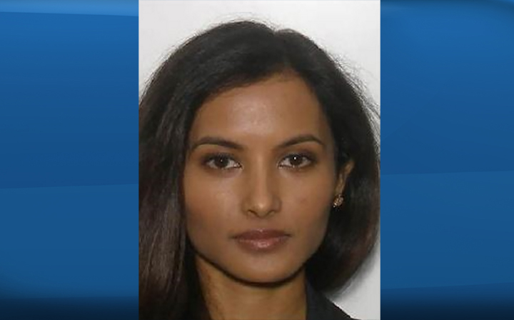 Police say Rohinie Bisesar stabbed a person 'without provocation' in a drugstore near Wellington and Bay streets Friday.