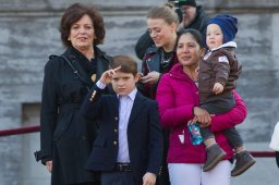 Continue reading: Trudeau to keep nannies, office says
