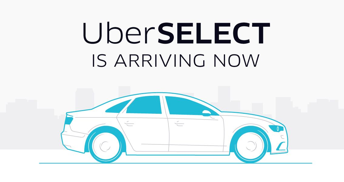 UberSELECT upscale rides coming to Edmonton - image