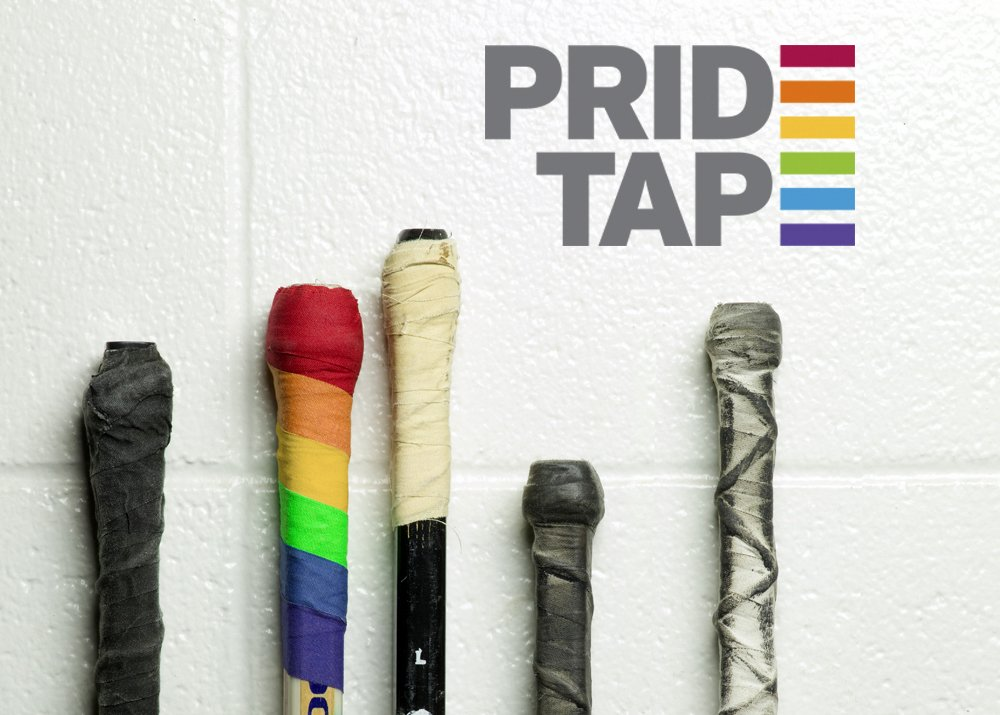 Oilers to become first NHL team to use Pride Tape - image