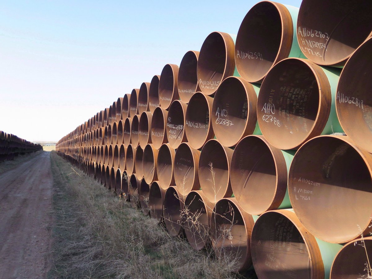 The Line 3 Replacement pipeline has the conditional go-ahead from the National Energy Board.