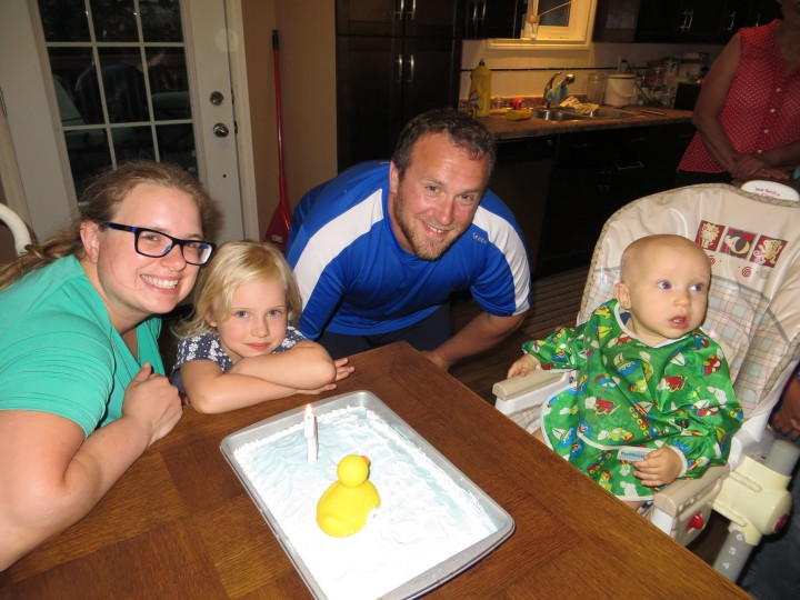 The Van De Vorst family tragically killed on January 3rd, 2016 by an alleged drunk driver.