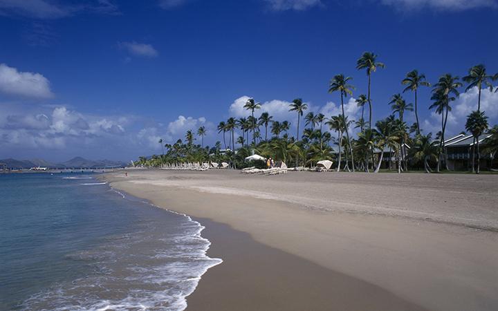 Nevis Island, West Indies.
