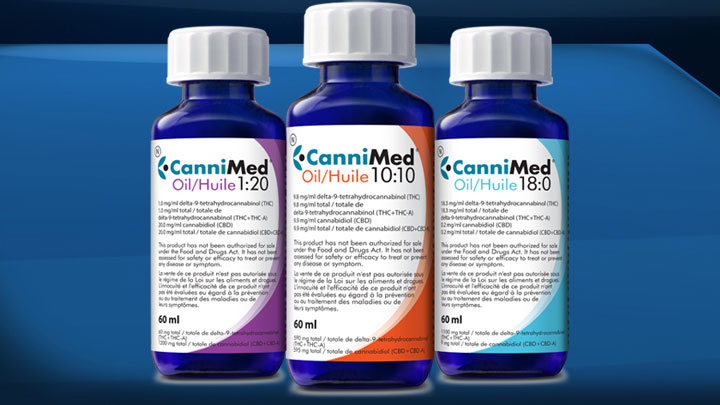 Health Canada gives CanniMed official approval to begin selling edible cannabis oils.