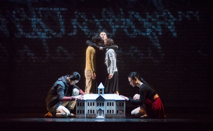 Ballet production tells story of residential schools in across-Canada tour - image