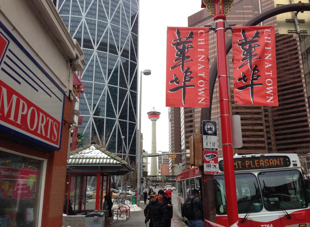 Business owners want Calgarians to come back to Chinatown.