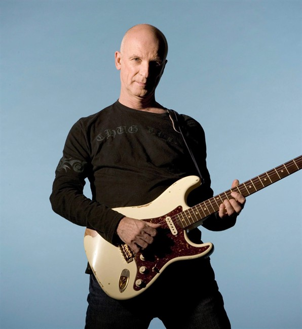 Canadian rock musician Kim Mitchell is shown in an undated handout.