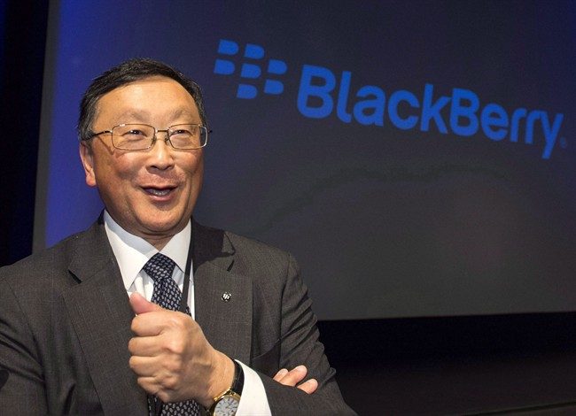 BlackBerry is staging a comeback under the leadership of CEO John Chen, whose pay package contains strong incentives to focus on long-term growth.