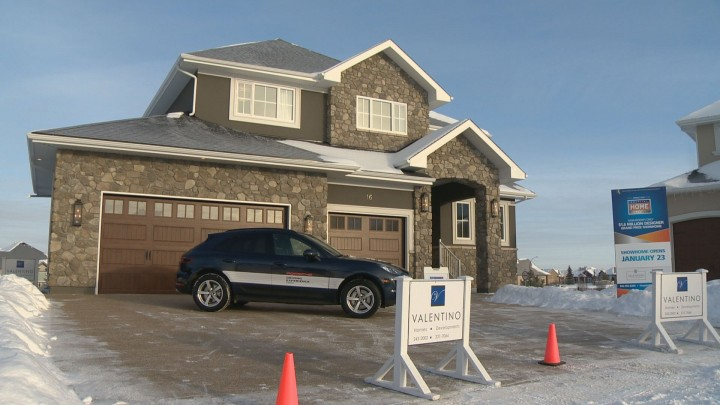 The 4,300 square foot house in Saskatoon comes completely furnished and the winner also receives $10,000.