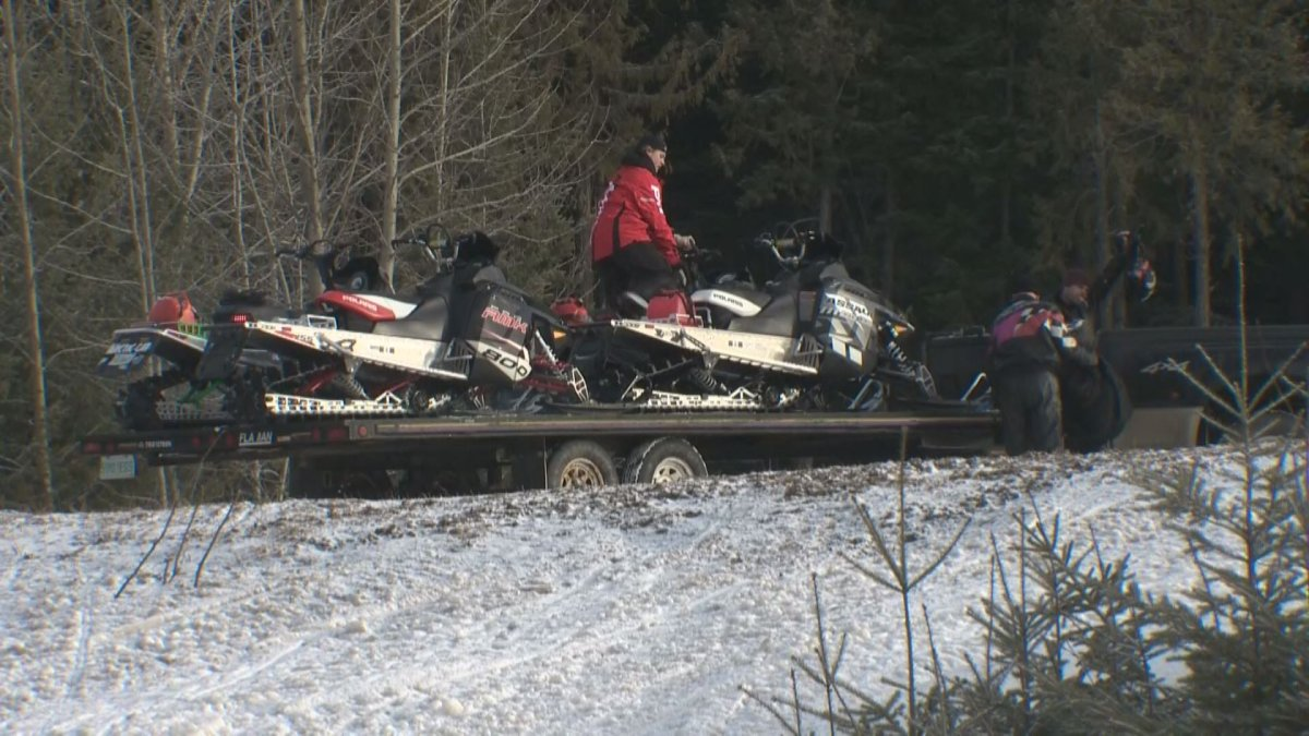 SThe governing body for snowmobiling in Manitoba says the sport is getting more popular this winter, thanks to COVID-19 restrictions.