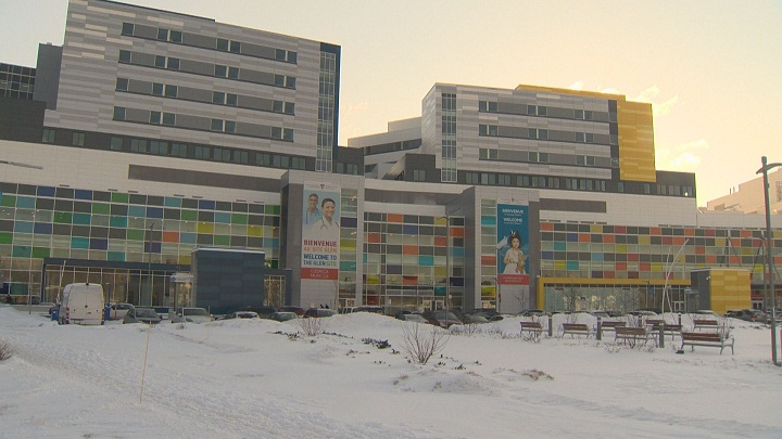 The Montreal Children's Hospital issued the alert late Wednesday afternoon.