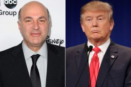 Continue reading: Kevin O'Leary: I am certainly not Donald Trump in policy