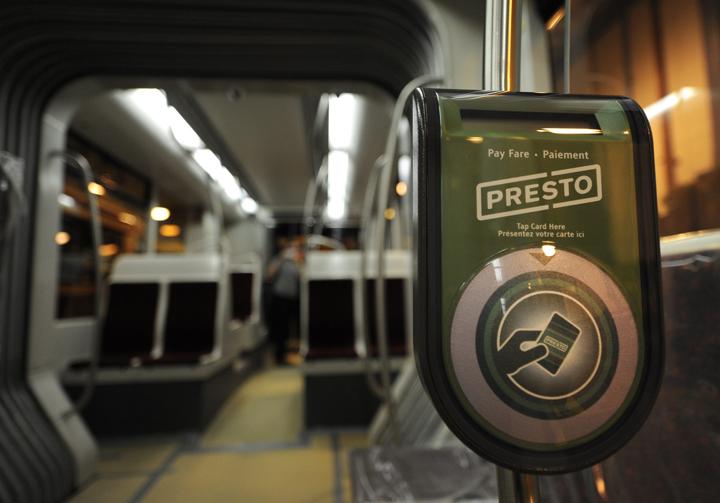 How Presto tracks your movements
