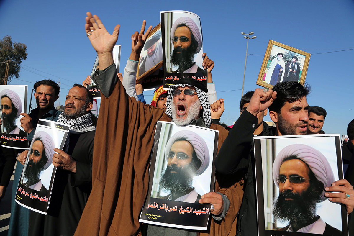 The execution of Sheikh Nimr al-Nimr and 46 others on Jan. 2 has set off protests around the world.