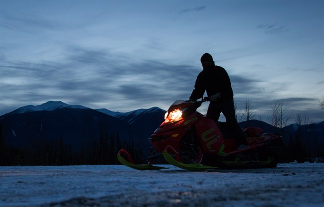 One person who tested positive for COVID-19 was a server at the Lakeland Snowmobile Club Wilderness Rally Supper in Saskatchewan.