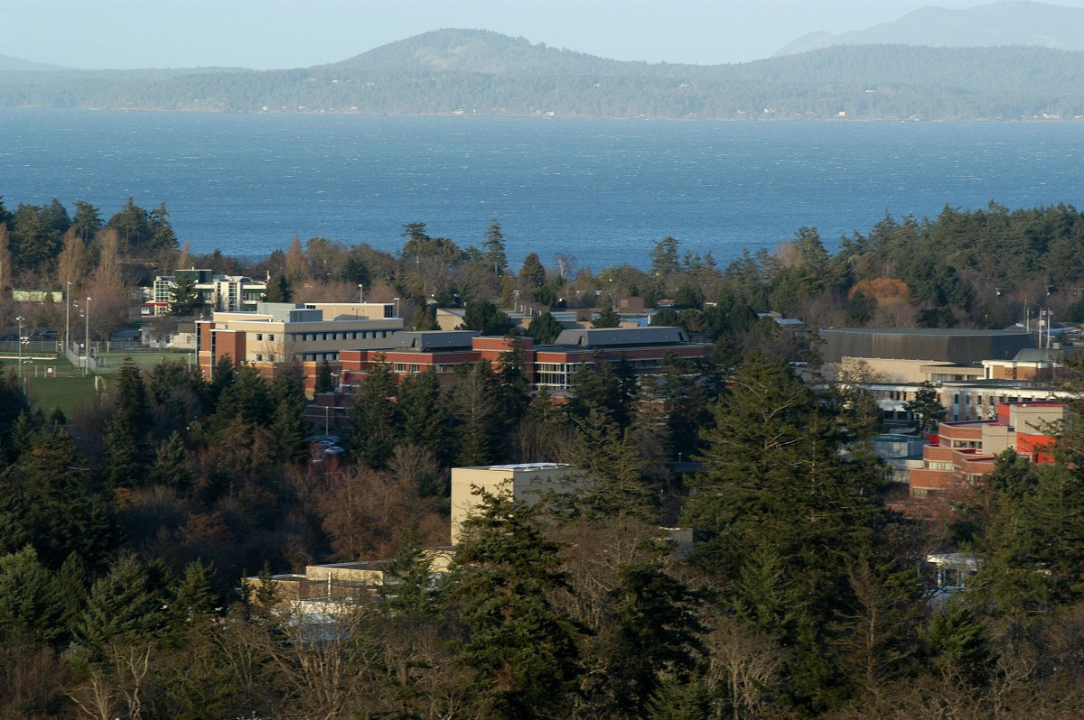 """The University of Victoria """"deeply regrets"""" the use of racist language in one of its classes on Sept. 13, 2021."""
