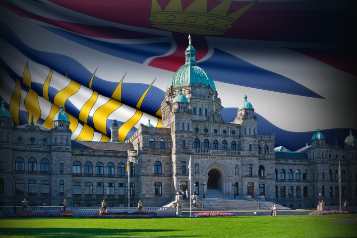 The B.C. govern.