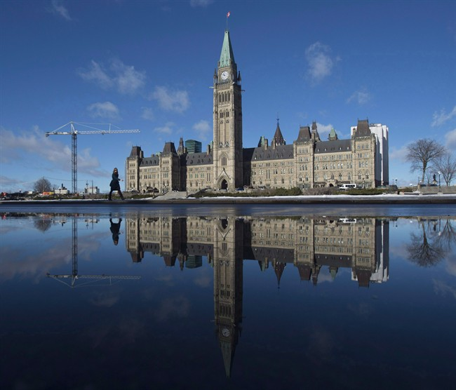 The land claim being negotiated covers 36,000 square kilometres, including Parliament Hill.