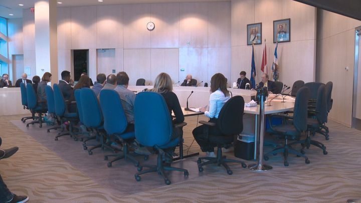 Edmonton city councillors talk to members of the local TV and film industry about what kind of job description a new film commissioner should have.