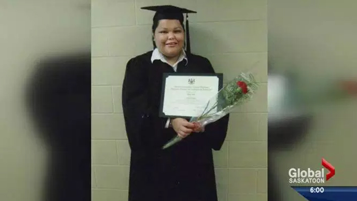 A report into the death of Kinew James at Saskatoon's Regional Psychiatric Centre says five alarm calls were made from her cell the night she died.